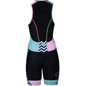 Zone3 Activate Plus Trisuit Women Zebra